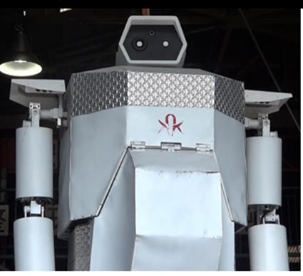ロボット外装3