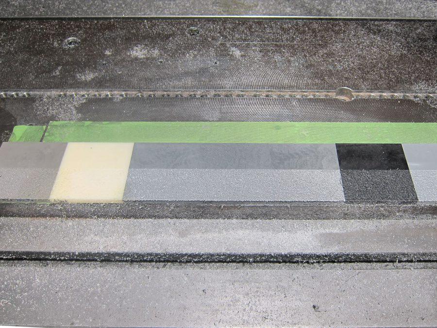 各種樹脂製金型 加工性比較テスト