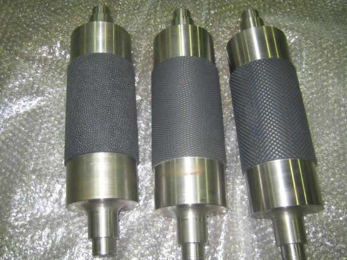 樹脂製エンボスロール