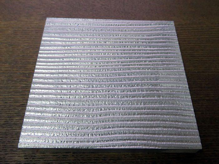 熱プレス試作型(JIS5052材)